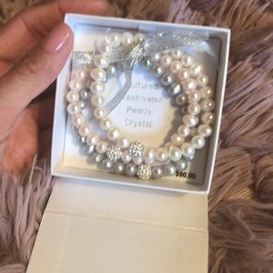 Jewelry - Culture Fresh Water Pearl Bracelets